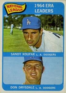 Sandy Koufax Cards - Vintage Baseball Card Timeline 23