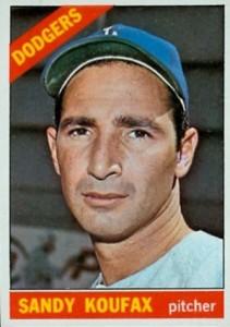 Sandy Koufax Cards - Vintage Baseball Card Timeline 24