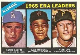 Sandy Koufax Cards - Vintage Baseball Card Timeline 25