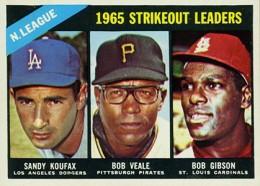 Sandy Koufax Cards - Vintage Baseball Card Timeline 27