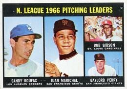 Sandy Koufax Cards - Vintage Baseball Card Timeline 29