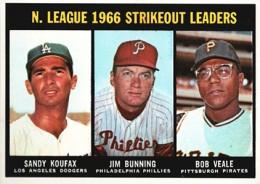 Sandy Koufax Cards - Vintage Baseball Card Timeline 30