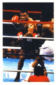 1987 A Question of Sport Mike Tyson