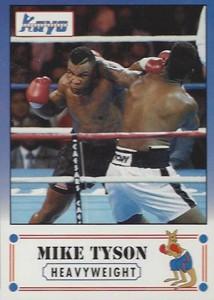 1991 Kayo Mike Tyson Promo 5