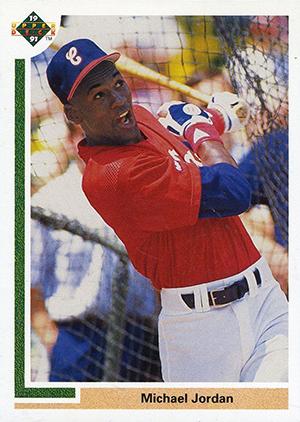 Ultimate Michael Jordan Baseball Cards Guide 4