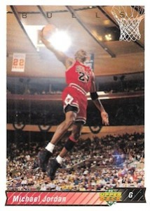 Top 10 Michael Jordan Base Cards of All-Time 3