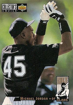 Ultimate Michael Jordan Baseball Cards Guide 1