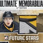 2012-13 In the Game Ultimate Memorabilia 12th Edition Hockey Cards