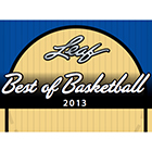 2013 Leaf Best of Basketball Cards
