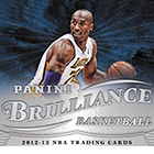 2012-13 Panini Brilliance Basketball Cards