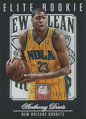 Anthony Davis Rookie Cards Checklist and Gallery 7