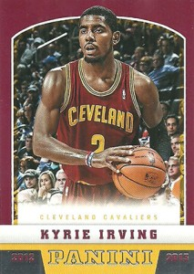 2012-13 Panini Kyrie Irving RC