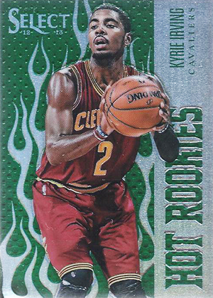 2012-13 Select Green Prizm Industry Summit Exclusive Basketball Cards 20