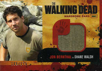 WIN an Industry Summit-Exclusive Walking Dead Wardrobe Card from Cryptozoic 1