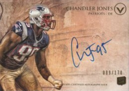 2012 Topps Valor Football Valor Autographs Guide 9
