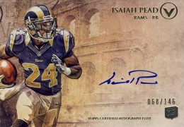 2012 Topps Valor Football Valor Autographs Guide 14