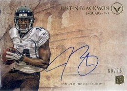 2012 Topps Valor Football Valor Autographs Guide 15