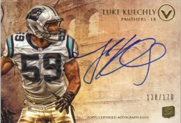 2012 Topps Valor Football Valor Autographs Guide 21