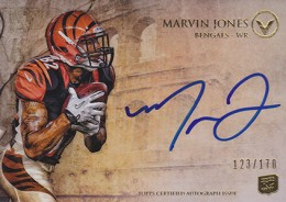 2012 Topps Valor Football Valor Autographs Guide 25
