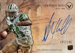 2012 Topps Valor Football Valor Autographs Guide 36