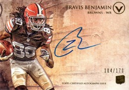 2012 Topps Valor Football Valor Autographs Guide 37