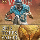 2012 Topps Valor Football Cards