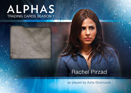 2013 Cryptozoic Alphas Season 1 Trading Cards 24