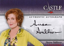 2013 Cryptozoic Castle Seasons 1 and 2 Autographs Guide 4