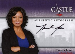 2013 Cryptozoic Castle Seasons 1 and 2 Autographs Guide 5