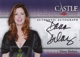 2013 Cryptozoic Castle Seasons 1 and 2 Autographs Guide 7