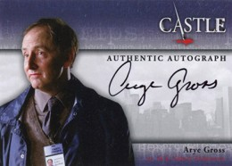 2013 Cryptozoic Castle Seasons 1 and 2 Autographs Guide 8