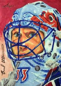 2013 Leaf Best of Hockey Sketch Card Guide 30