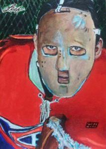 2013 Leaf Best of Hockey Sketch Card Guide 11