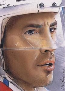 2013 Leaf Best of Hockey Sketch Card Guide 24