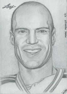 2013 Leaf Best of Hockey Sketch Card Guide 31
