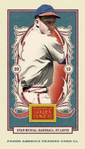 2013 Panini Golden Age Baseball Cards 4