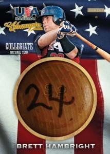 2013 Panini USA Baseball Champions Baseball Cards 5