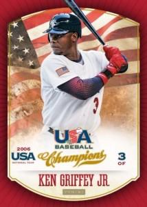 2013 Panini USA Baseball Champions Baseball Cards 3