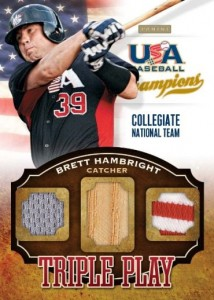 2013 Panini USA Baseball Champions Baseball Cards 8