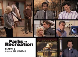 2013 Press Pass Parks and Recreation Trading Cards 27