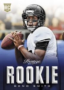 2013 Prestige Football Cards 3