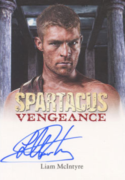 2013 Rittenhouse Spartacus Vengeance Premium Pack Trading Cards 20