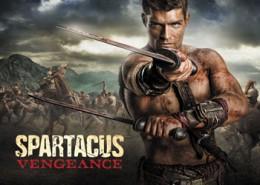 2013 Rittenhouse Spartacus Vengeance Premium Pack Trading Cards 25