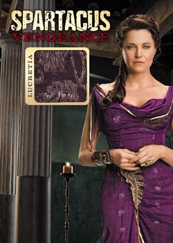2013 Rittenhouse Spartacus Vengeance Premium Pack Trading Cards 22