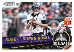 2013 Score Football Cards 4