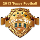 2013 Topps Football Cards