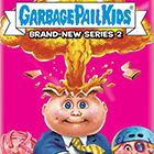2013 Topps Garbage Pail Kids Brand New Series 2 Trading Cards