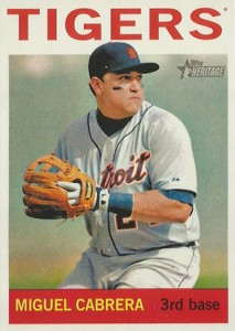 2013 Topps Heritage Baseball Variation Short Prints and Errors Guide 9