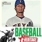 2013 Topps Heritage Baseball Cards