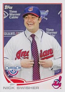2013 Topps Opening Day Baseball Variations Short Prints Guide 6